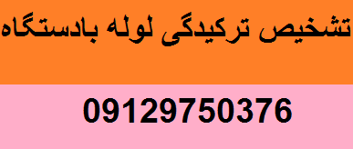 تشخیص ترکیدگی لوله شمال تهران با دستگاه
